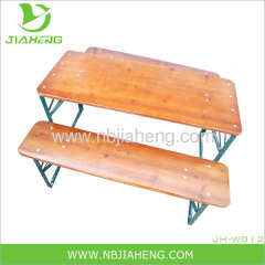 Wooden foldable Picnic Table