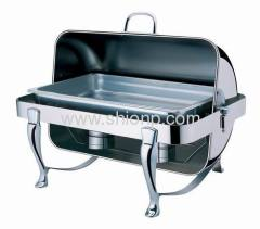 Stainless steel Oblong chafing dish