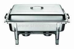 stainless steel economy oblong chafing dishes