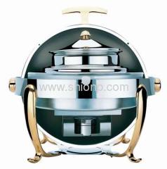 electric roll top chafing dish