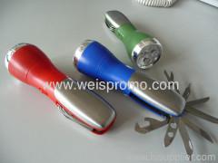 Multi-function Tool Led Flashlight
