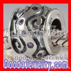 silver european beads wholesale China