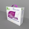 8 high technology active oxygen & negative ion & far-ir sanitary napkin