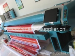 3.2m large format printer with seiko head