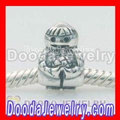 european Boy Charm Sterling Silver