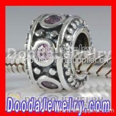 Silver european Bracelet Charms