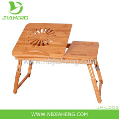 Bamboo Portable Laptop Desk