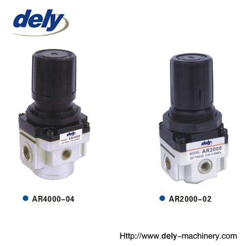 AR series AR1000~5000 air filter regulator
