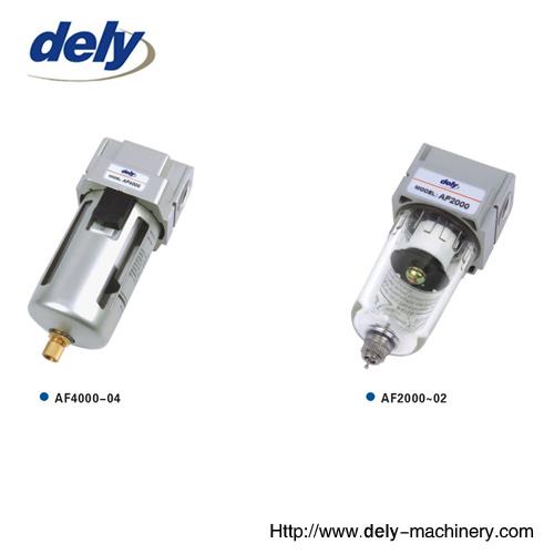 AF series AF1000~5000 air filter regulator