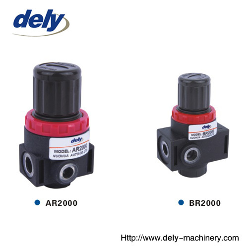 AR BR series Airtac air filter regulator