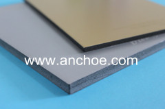 Anchoe Panel 5*0.40mm PVDF Aluminum Cladding Wall