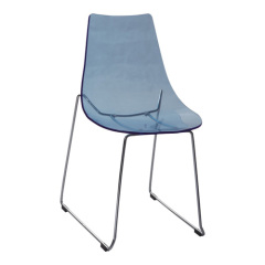 Fashional plasitc Acrylic Dining Chair