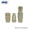 LX-PT close type hydraulic quic coupler (steel)