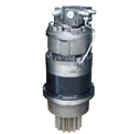 12468ml/r hydraulic transmission devices with rated torque 30046N.m