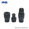 Q/ZB275-77 close type hydraulic quick coupler(steel)