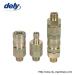 KJ close type hydraulic quick coupler(steel)