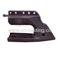 carbon steel Agricultural Machinery Parts Casting