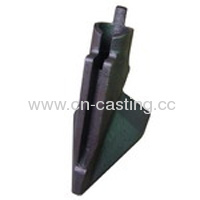 Agricultural machinery accessories casting