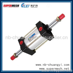 AIRTAC Pneumatic Cylinder Double piston rod adjustable type price