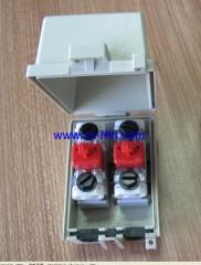 두 쌍의 드롭 와이어 모듈 상자
