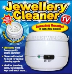 JEWELLERY CLEANER AS SEEN ON TV