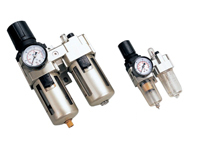 SMC Air Filter regulator lubricator(Two-point combination )