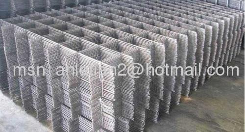 Welded Steel Bar Panels