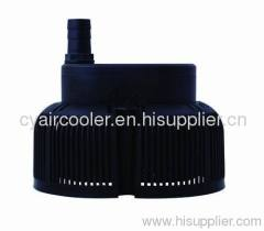 evaporative cooler water pump