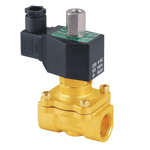 Normally Open Water Solenoid Valve