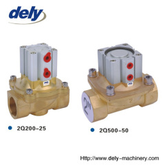 2Q air control 2 way solenoid vlave