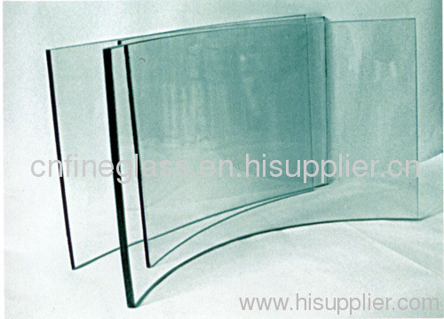 bending toughened glass