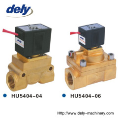 5404 high pressure high temperature KI523 pneumatic 2way brass solenoid valves