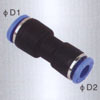 Union Reducer one touch tube pneumatic fittings