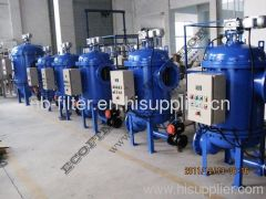 Automatic Water Filters in Power works