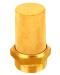 A type brass pneumatic Muffler