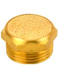 V type Muffler(brass)