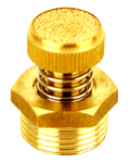 Brass quick Exhaust Muffling Throttle Valve(SD type)