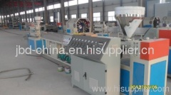PVC medical pipe production line