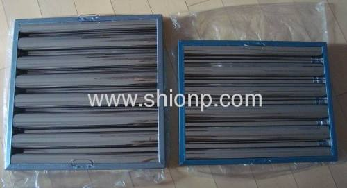 "16*20"" filtration systemBaffle filters"