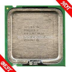 USED pentium d cpu 820 2.80GHz,2M,800MHz,775pin,90nm