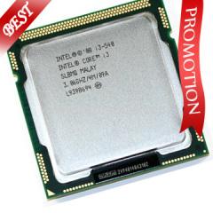 Intel Core i3 CPU i3-540 3.06GHz,4M,1156pin,32nm