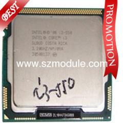 Intel Core i3 CPU i3-550 3.2GHz,4M,1156pin,32nm