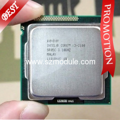 Intel Core i3 CPU i3-2100 3.1GHz,4M,1156pin,32nm