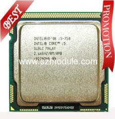 Intel Core i5 CPU i5-750 3.66GHz,8M,1156pin,32nm