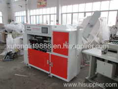 2012 RZHDA New Pattern Non-Woven Handle Making Machine