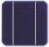 6 inch Monocrystalline solar cell, 3.584W-4.42W