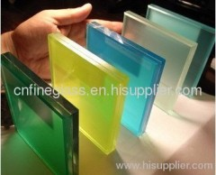 reflective flote glass from Yantai