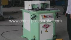 hydraulic angle cutter machine