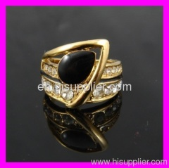 Men's luxury collection jewelry gold ring 1340121