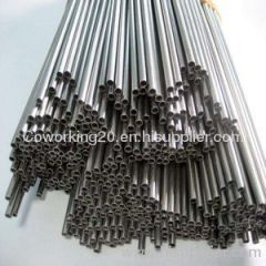 Minor caliber stainless steel pipe